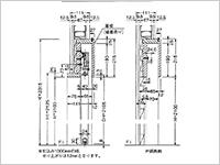 半自動片引き吊戸システム No.789AK