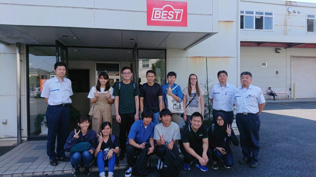 TAMA協会様企画 東京農工大学 ジョイントセミナー(留学生受け入れプログラム)に参加